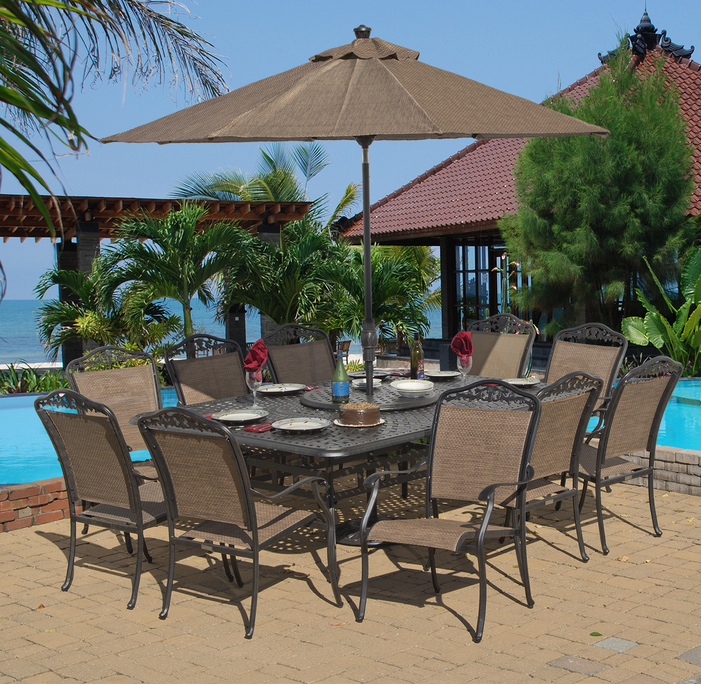 Saintcroix 3 Piece Dining Sets With Regard To Latest St (View 17 of 20)
