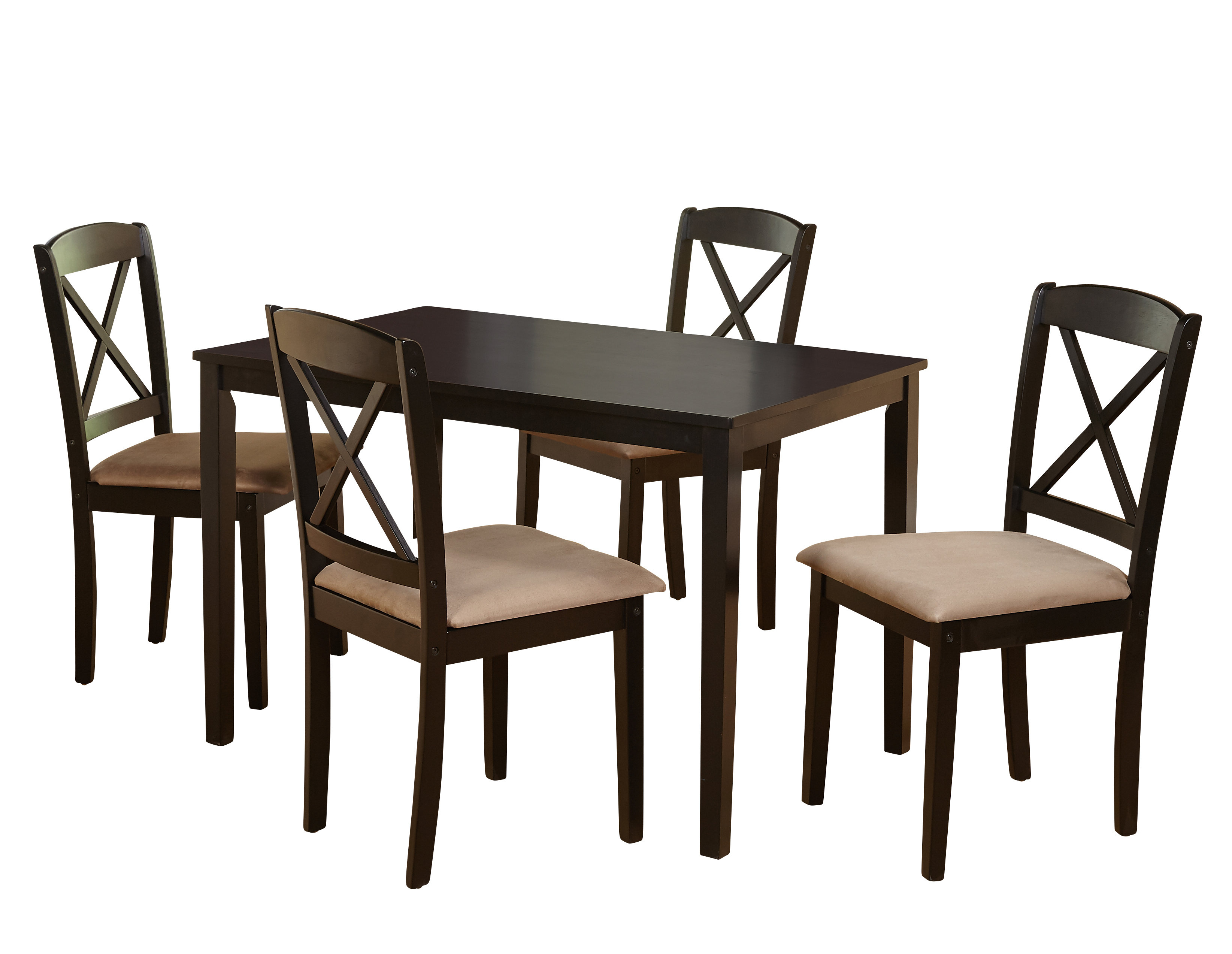 Scarlett 5 Piece Dining Set Regarding Most Recently Released Pattonsburg 5 Piece Dining Sets (View 2 of 20)