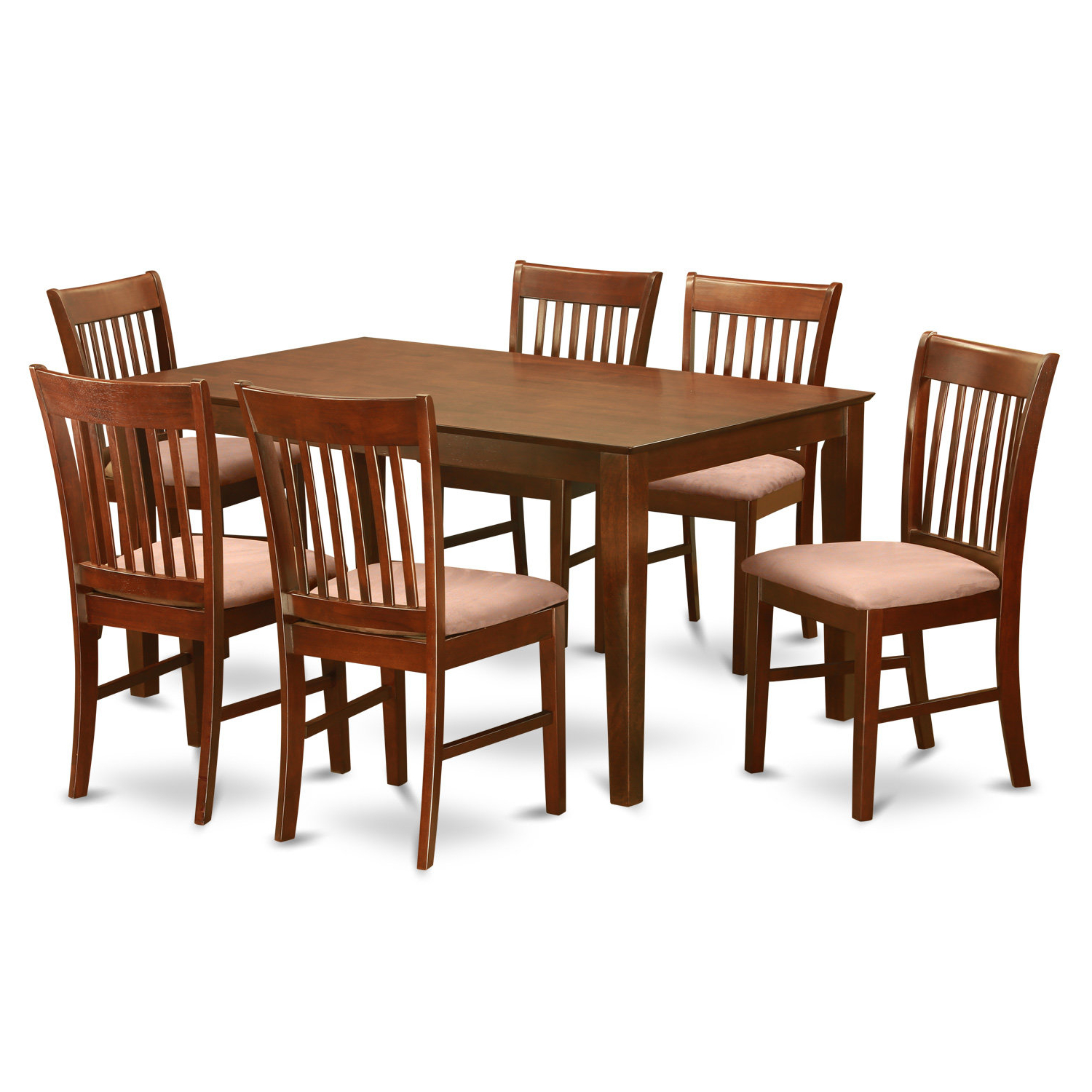Smyrna 7 Piece Dining Set With Well Known Smyrna 3 Piece Dining Sets (View 19 of 20)