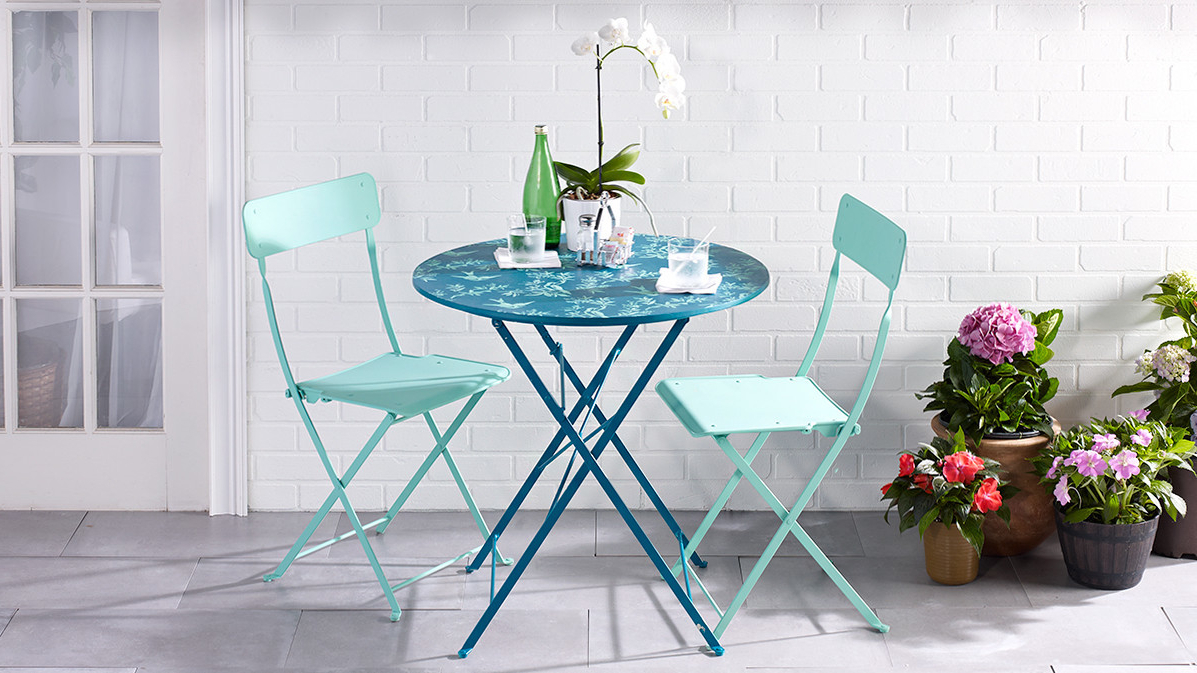 Trendy Special Prices On Winston Porter Catlin 3 Piece Bistro Set Wnsp1427 With Kinsler 3 Piece Bistro Sets (Gallery 10 of 20)