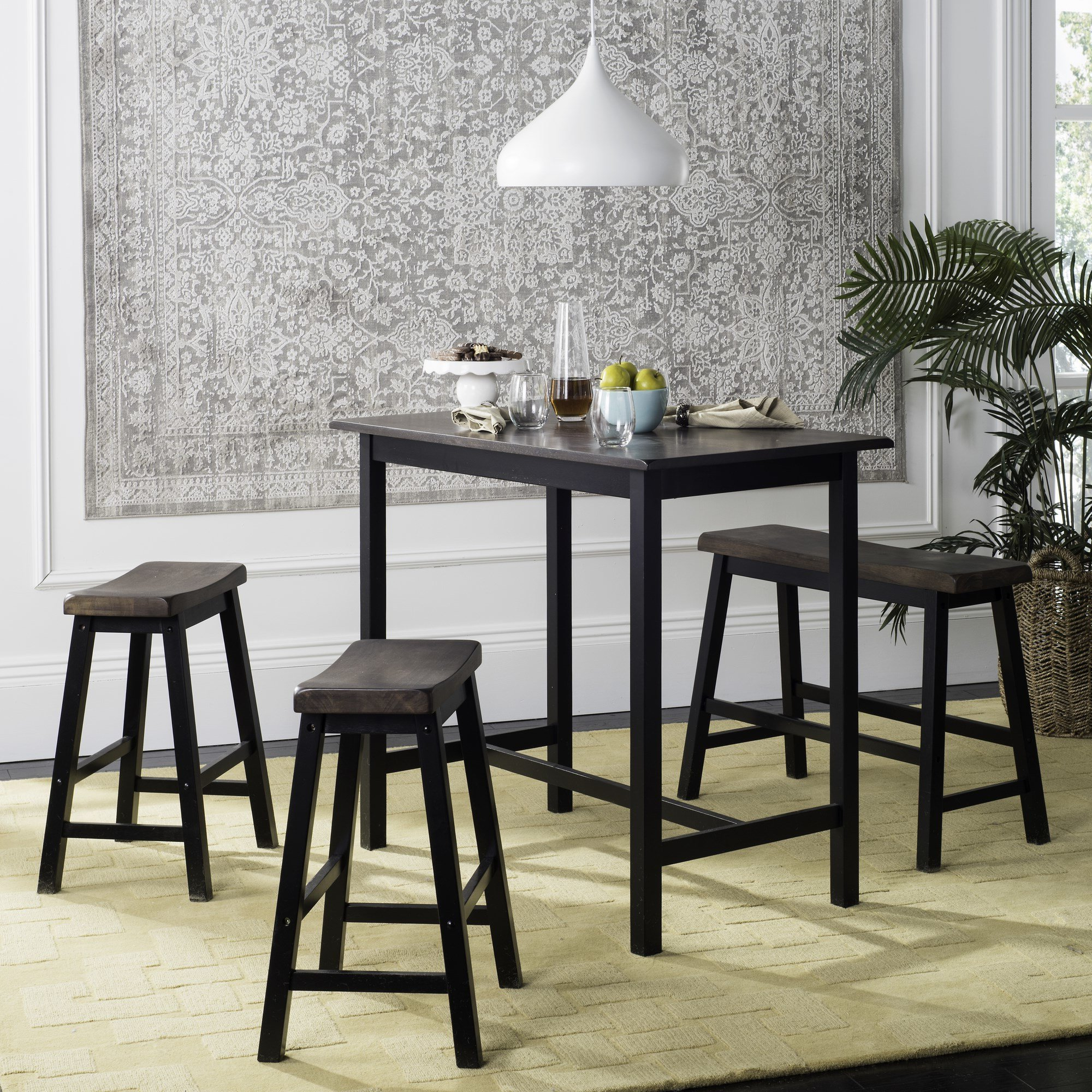 Well Known Chelsey 4 Piece Dining Set With Regard To Weatherholt Dining Tables (View 19 of 20)