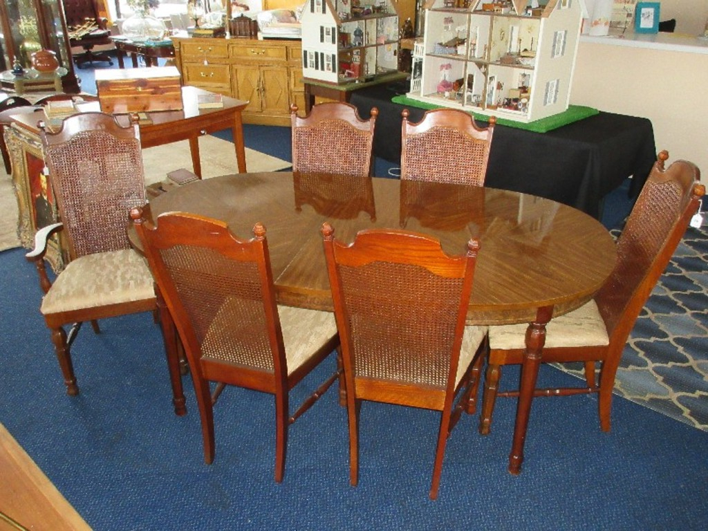 Well Known Conover 5 Piece Dining Sets Intended For Lot: Broyhill Conover Furniture Co (View 17 of 20)