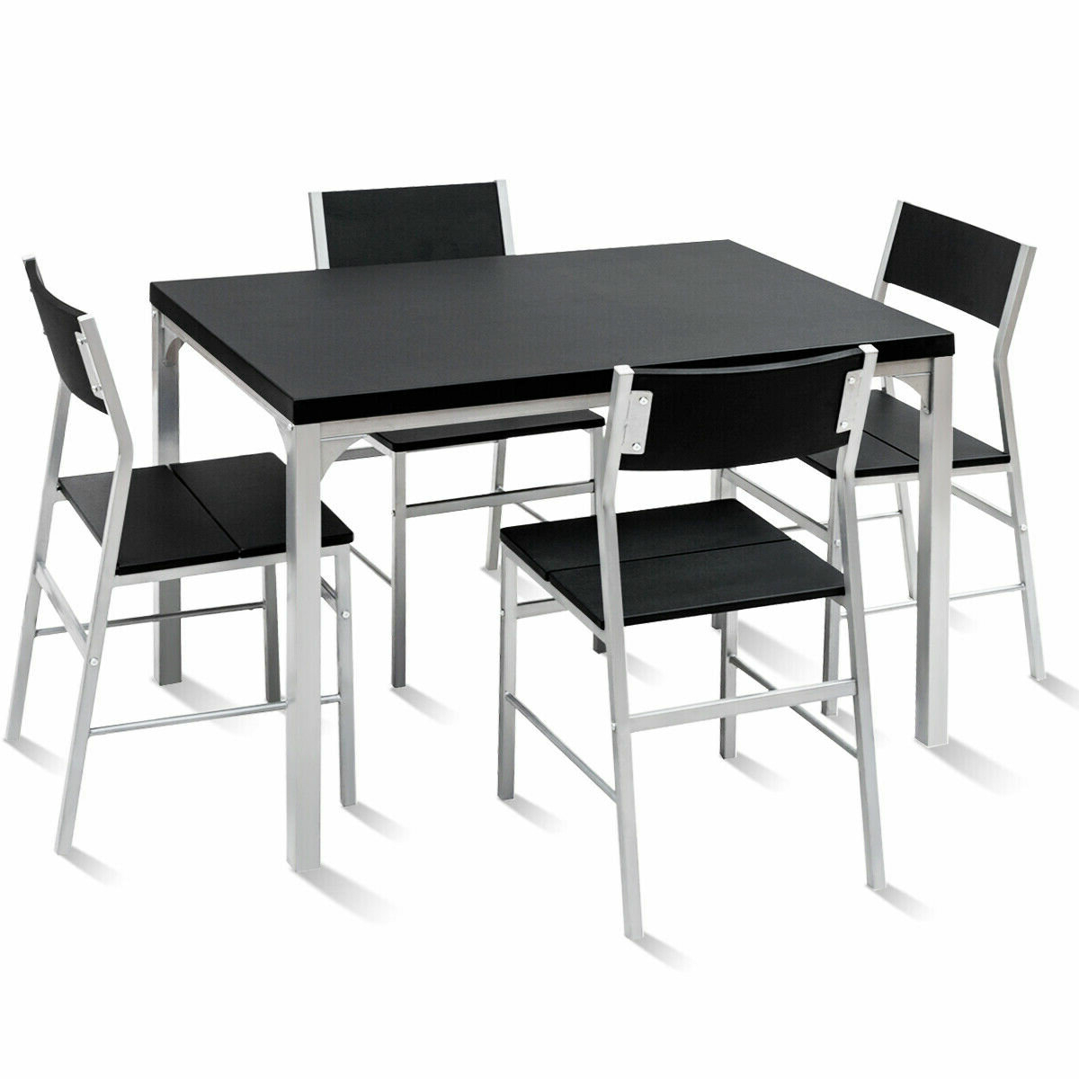 Well Known Kieffer 5 Piece Dining Sets Intended For Catalina 5 Piece Dining Set (View 19 of 20)