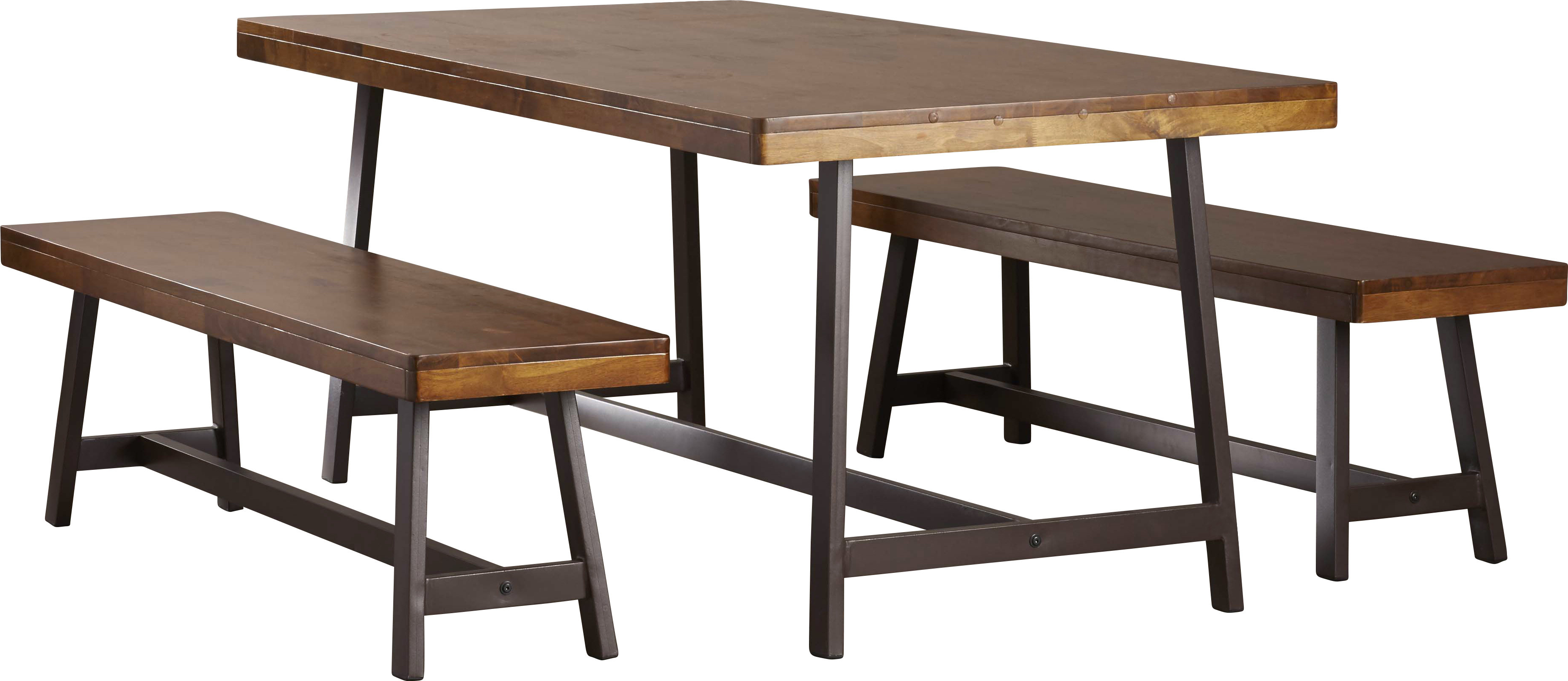 Well Known Loon Peak Huntington 3 Piece Dining Set With Frida 3 Piece Dining Table Sets (View 14 of 20)