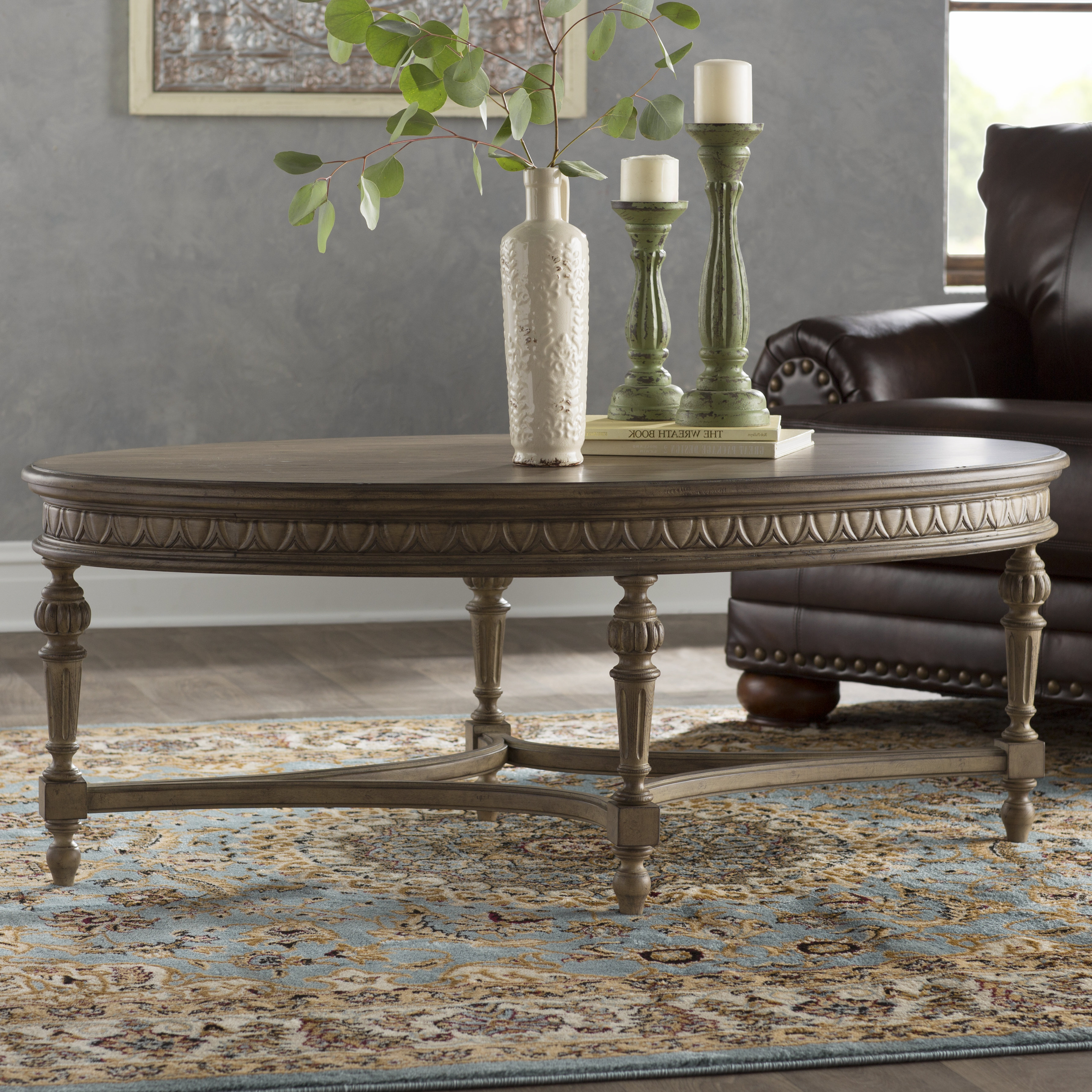Well Known Queener 5 Piece Dining Sets Throughout Queener Coffee Table (View 12 of 20)