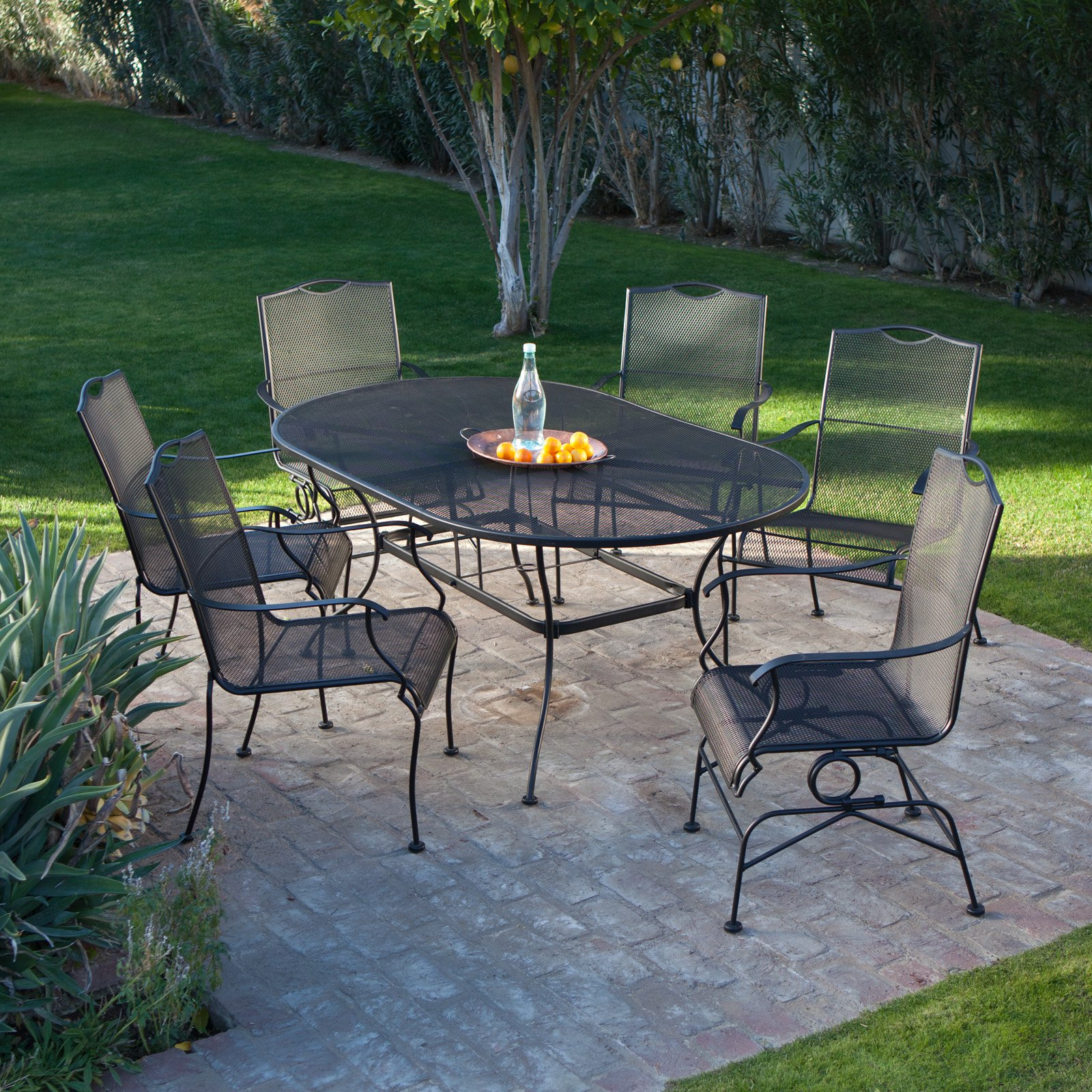 Well Liked Tarleton 5 Piece Dining Sets Throughout Ebern Designs Tarleton 5 Piece Dining Set – Walmart (View 10 of 20)