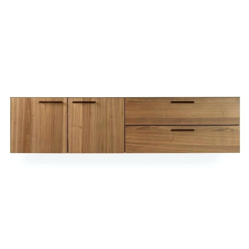 2 Drawer Door Cabinet Prades And Accent – Quiroa Within Famous Mauldin 3 Door Sideboards (View 1 of 20)