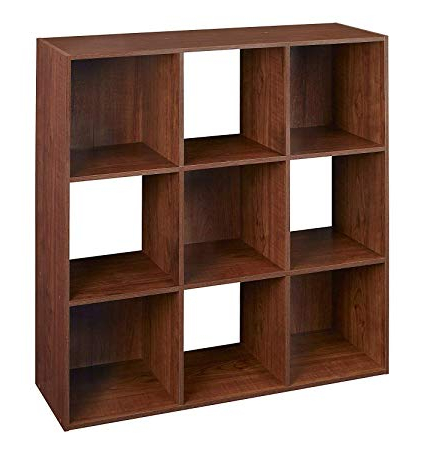 2019 Amazon: 9 Cube Organizer Cubeicals Open Storage Bin Within Decorative Storage Cube Bookcases (View 13 of 20)