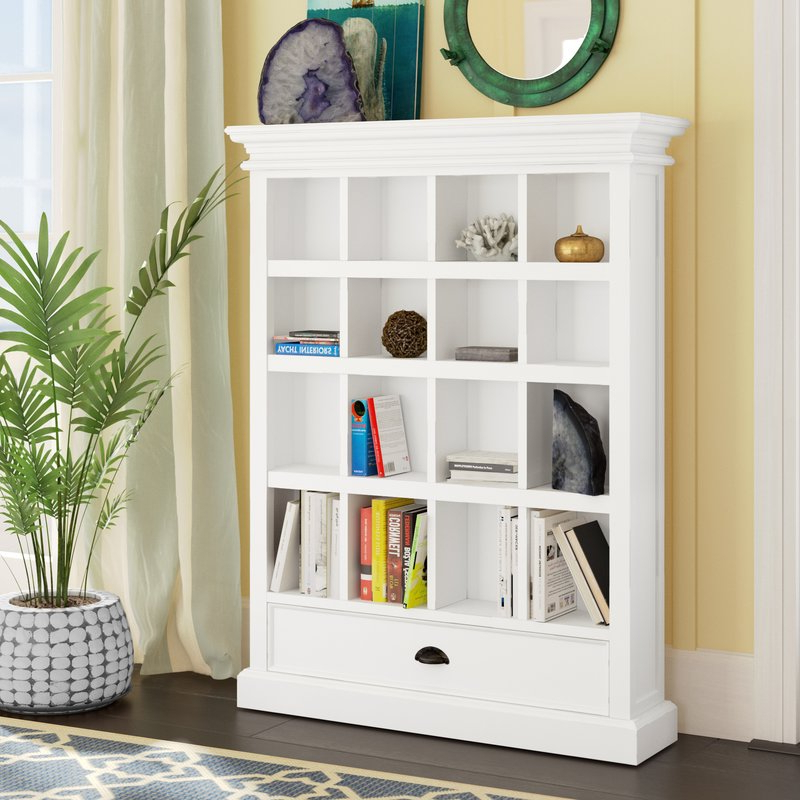 2019 Amityville Cube Unit Bookcase Intended For Karlie Cube Unit Bookcases (View 10 of 20)