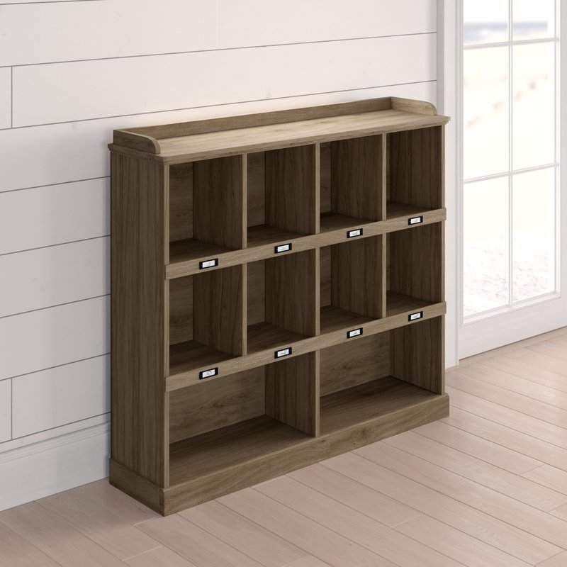 2019 Bowerbank Standard Bookcase Intended For Classroom Cubby Standard Bookcases (Gallery 19 of 20)