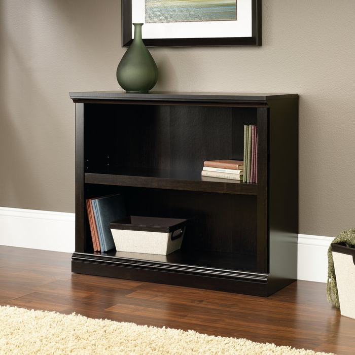 2019 Darby Home Co Gianni Standard Bookcase & Reviews (Gallery 8 of 20)