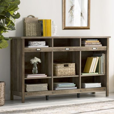 2019 Greyleigh Finkelstein Cube Unit Bookcase In (View 13 of 20)
