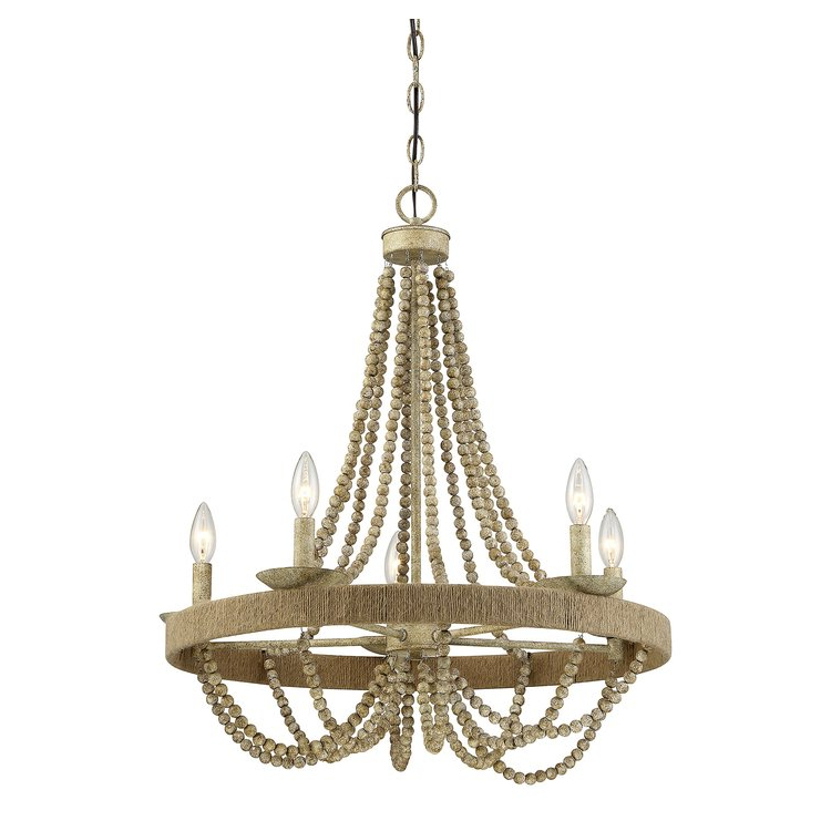 2019 Kenna 5 Light Empire Chandeliers Pertaining To Tremiere 5 Light Empire Chandelier (View 2 of 30)