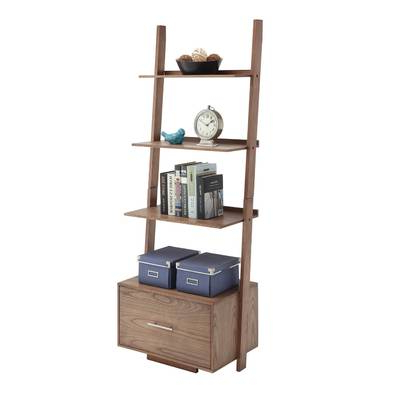 2019 Noelle Ashlynn Ladder Bookcases Pertaining To Noelle Ashlynn Ladder Bookcase & Reviews (View 20 of 20)