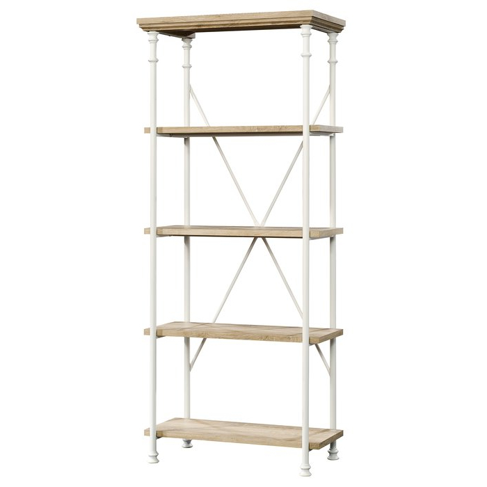 2019 Oakside Etagere Bookcase In Oakside Etagere Bookcases (View 5 of 20)