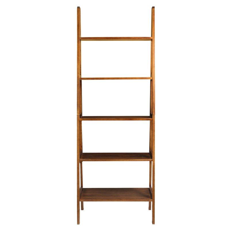 2019 Ranie Ladder Bookcases Within Ranie Ladder Bookcase (View 10 of 20)
