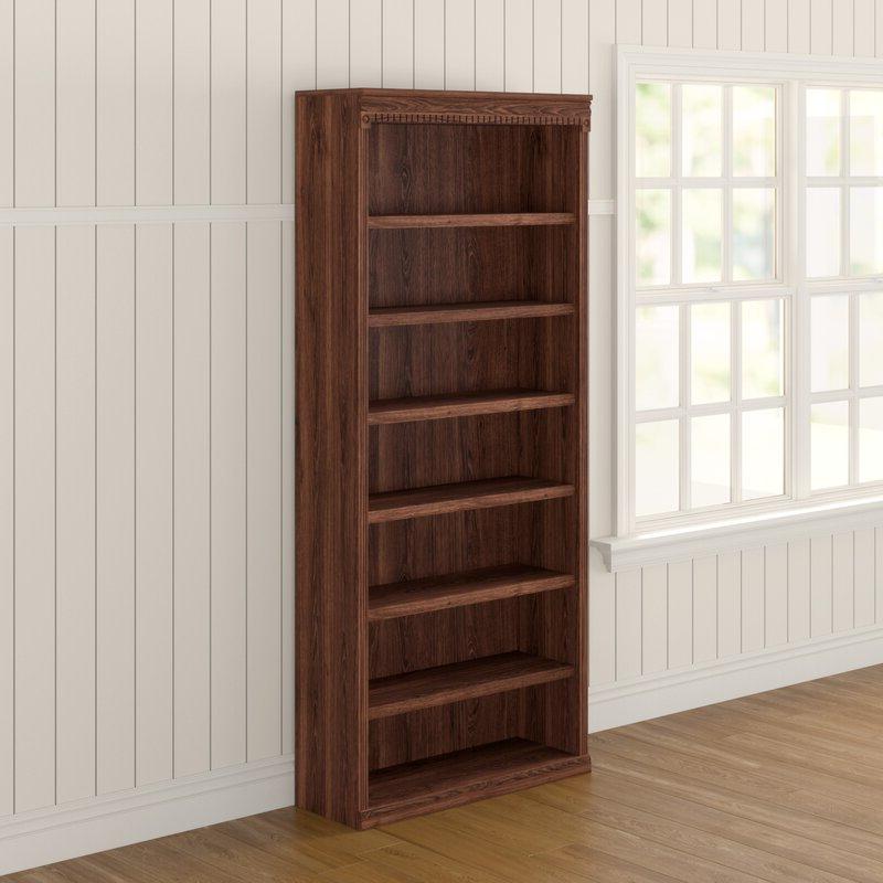 2019 Reynoldsville Standard Bookcase For Reynoldsville Standard Bookcases (Gallery 7 of 20)