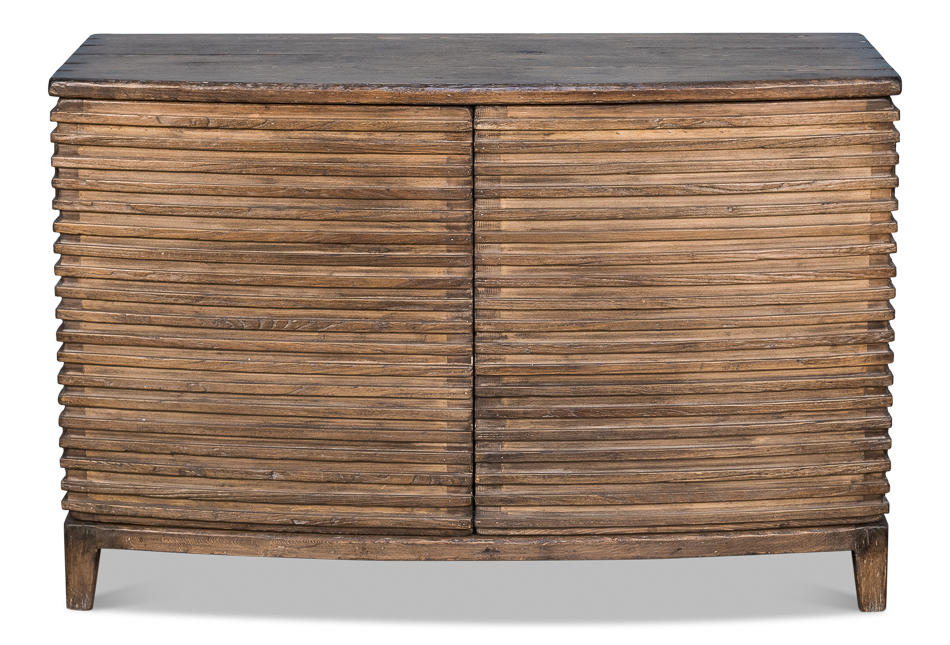 2019 Ribbed Remington Sideboard Pertaining To Remington Sideboards (Gallery 5 of 20)