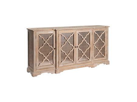 2019 Ruskin Sideboards In Acepello Lowery Four Door Sideboard From Dansk (View 1 of 20)