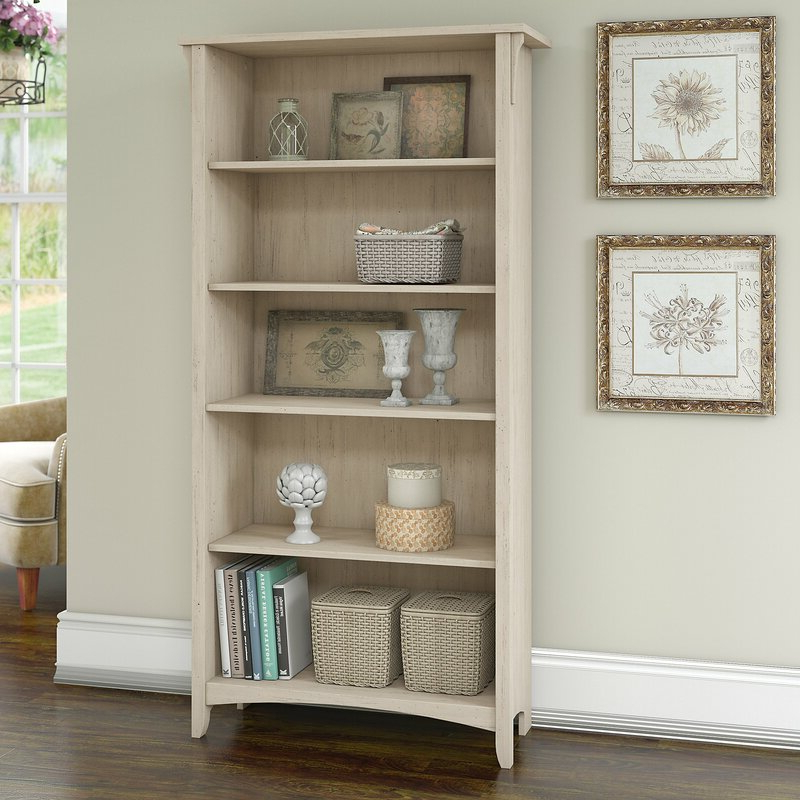 2019 Salina Standard Bookcase Within Kerlin Standard Bookcases (Gallery 13 of 20)