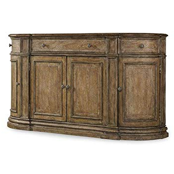 2020 Amazon – Hooker Furniture Solana 3 Drawer 4 Door Buffet Regarding Solana Sideboards (Gallery 3 of 20)
