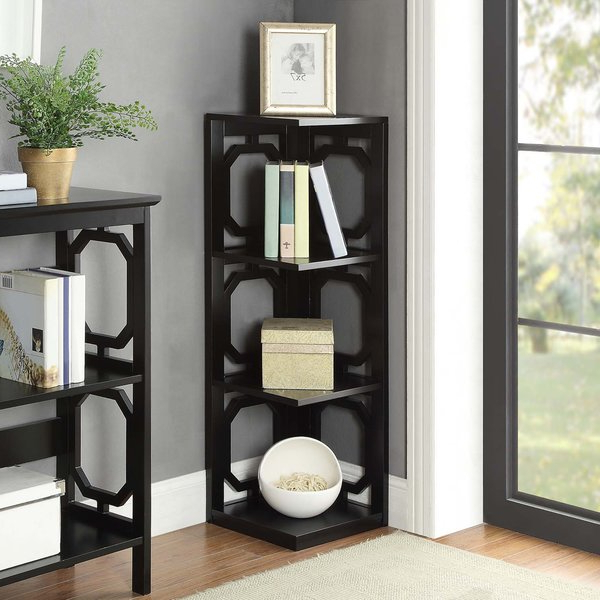 2020 Ardenvor Corner Bookcase Regarding Hattie Corner Bookcases (View 1 of 20)