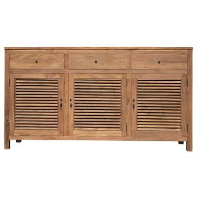 2020 Arminta Wood Sideboard Within Arminta Wood Sideboards (Gallery 6 of 20)