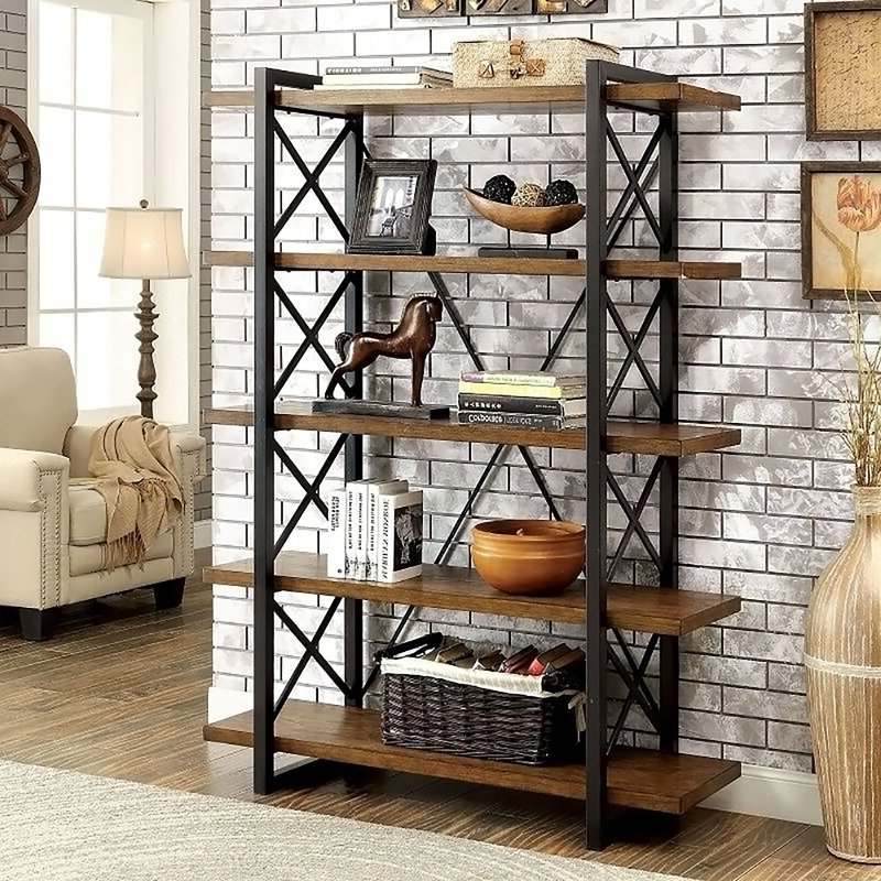 2020 Babbitt Etagere Bookcase Intended For Babbitt Etagere Bookcases (View 1 of 20)