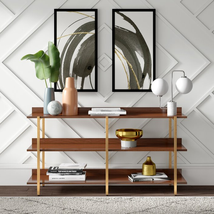 2020 Blairs Etagere Bookcases Within Rexdale Etagere Bookcase (Gallery 13 of 20)