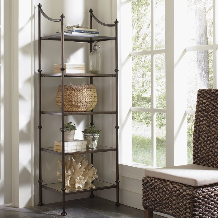 Featured Photo of Caldwell Etagere Bookcases
