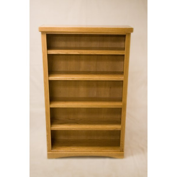 2020 Curl 2 Shelf Traditional Standard Bookcasedarby Home Co For Reynoldsville Standard Bookcases (View 2 of 20)