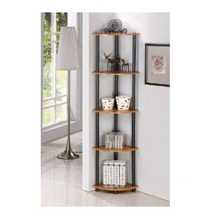 2020 Duerr Corner Unit Bookcases Within Zipcode Design Johannes Corner Bookcase & Reviews (View 11 of 20)