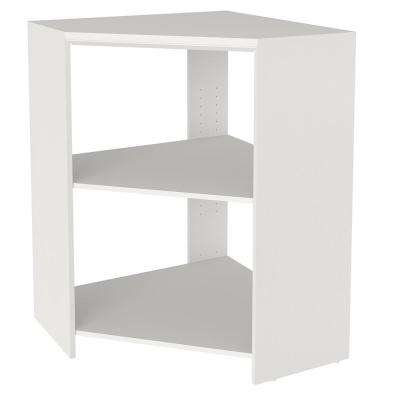 2020 Emerson Corner Unit Bookcases Within Impressions 28.7 In. X 28.7 In. X 41.1 In (View 18 of 20)
