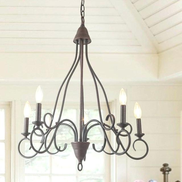 2020 Florentina 5 Light Candle Style Chandeliers Within 5 Candle Chandelier – Purrfectcatgifts (View 13 of 30)