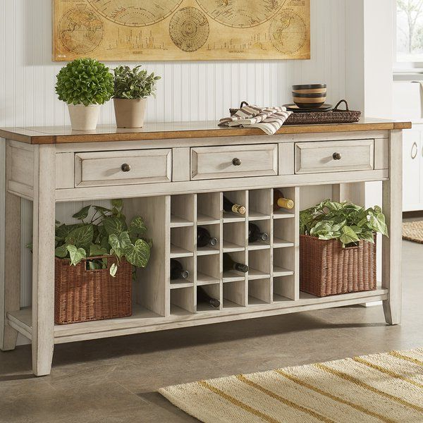 2020 Fortville Sideboard In 2019 (Gallery 4 of 20)