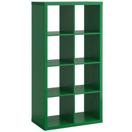 2020 Ikea Kallax Bookcase Shelving Unit Display (green),10214.228 In Henn Etagere Bookcases (Gallery 16 of 20)