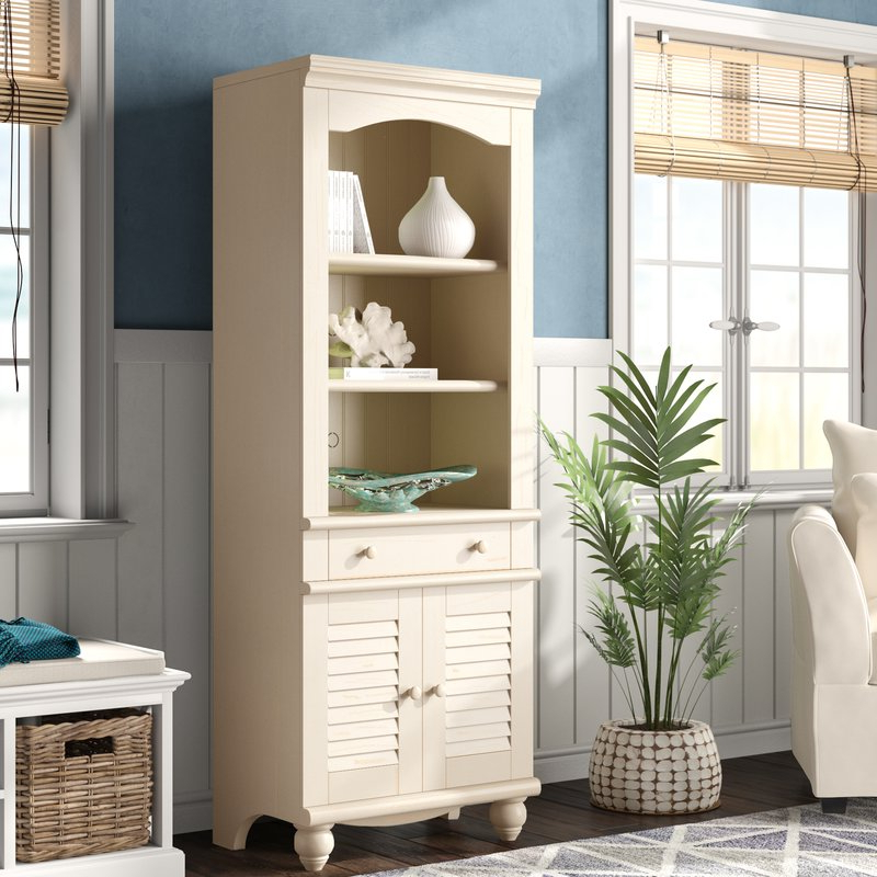2020 Pinellas Tall Standard Bookcase Intended For Pinellas Standard Bookcases (View 4 of 20)