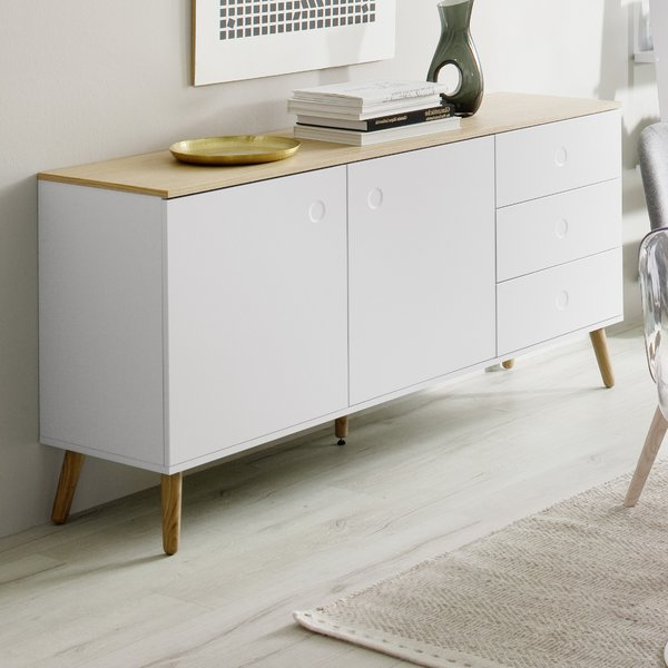 3 Drawer Credenza (View 9 of 20)