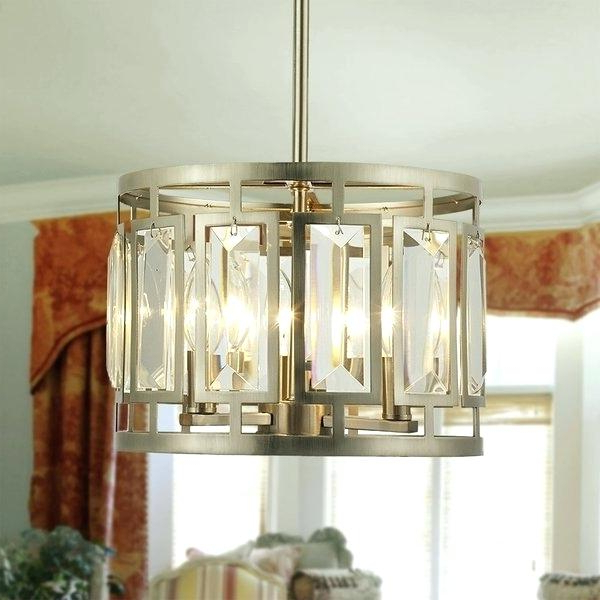3 Light Drum Pendant – Onebigtiger Intended For Most Up To Date Tadwick 3 Light Single Drum Chandeliers (Gallery 18 of 30)