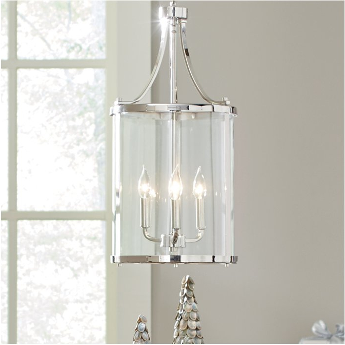 3 Light Lantern Cylinder Pendants Within Current 3 Light Lantern Cylinder Pendant (View 8 of 30)