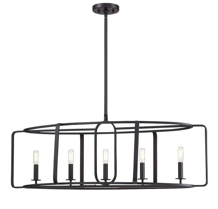 5 Light Chandelier – Thewebproject.co In Recent Bautista 5 Light Sputnik Chandeliers (Gallery 30 of 30)