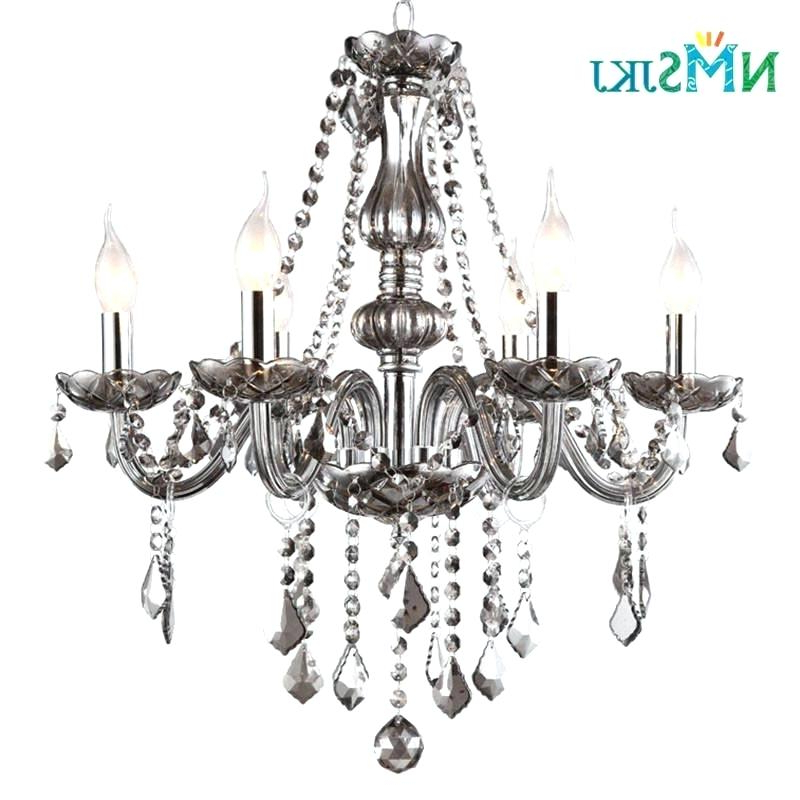 6 Candle Chandelier – Alesport (View 12 of 30)