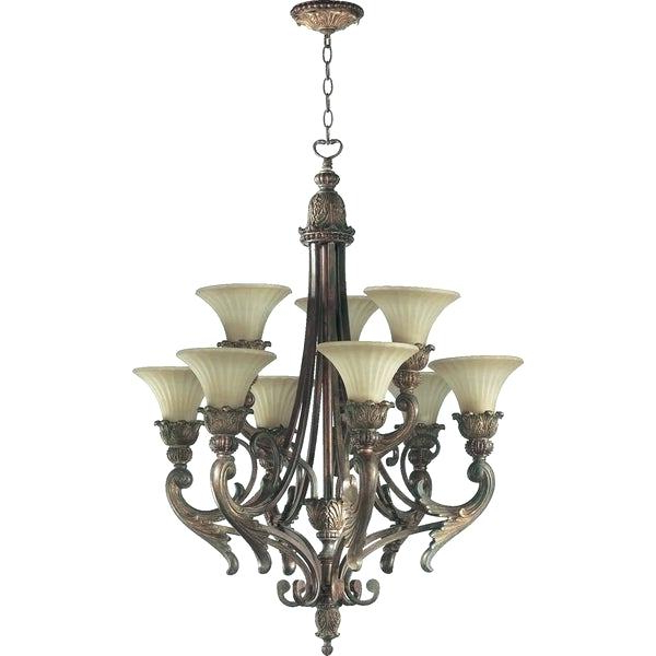 9 Light Chandelier Portfolio Oil Rubbed Bronze – Satoshisays.co With Regard To Favorite Giverny 9 Light Candle Style Chandeliers (Gallery 22 of 30)