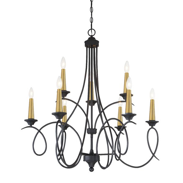 Aadhya 5 Light Drum Chandeliers Intended For Well Known West Oak Lane 9 Light Candle Style Chandelier (Gallery 24 of 30)
