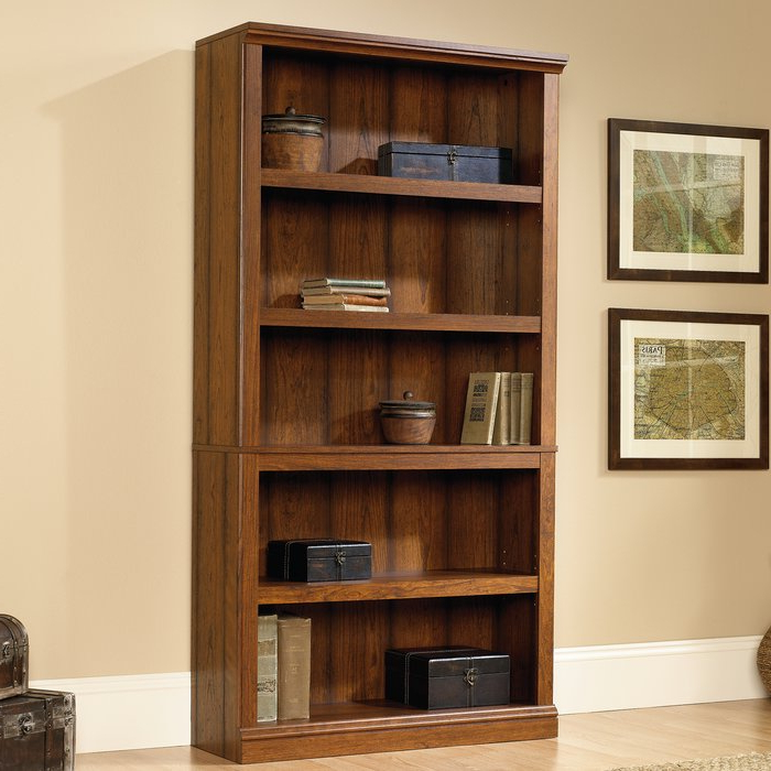 Abigail Standard Bookcase In Preferred Abigail Standard Bookcases (Gallery 4 of 20)