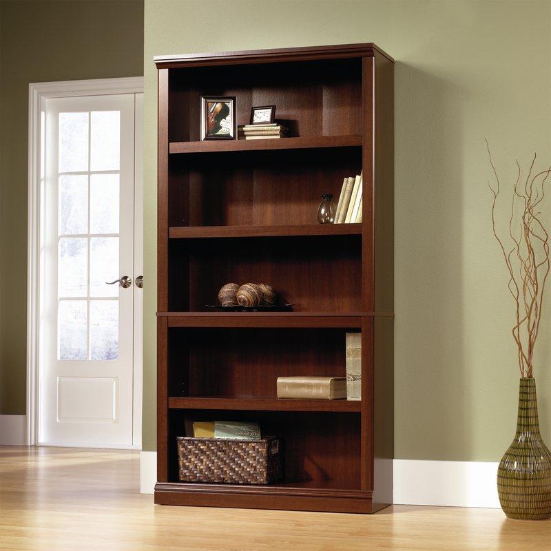 Abigail Standard Bookcase Regarding Widely Used Abigail Standard Bookcases (Gallery 19 of 20)