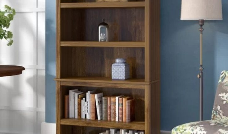 Abigail Standard Bookcases With Regard To Trendy Abigail Standard Bookcasethree Posts Review – Furnitures (View 8 of 20)