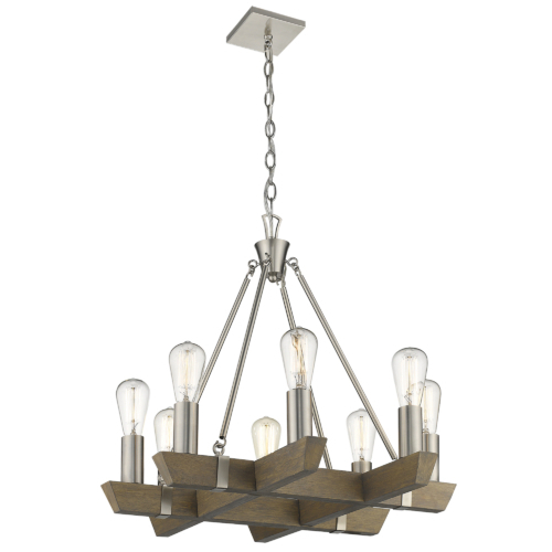 Acclaim Lighting – In11060sn Within 2020 Finnick 3 Light Lantern Pendants (Gallery 30 of 30)