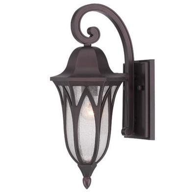 Acclaim Lighting Nolan 1 Light Matte Nickel Outdoor Wall With Widely Used Nolan 1 Light Lantern Chandeliers (Gallery 16 of 30)