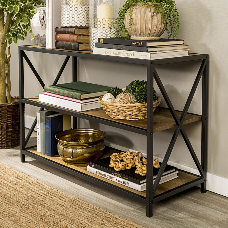 Adair Etagere Bookcases With Regard To Fashionable Adair Etagere Bookcase (View 10 of 20)